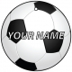 Personalised Football/Soccer
