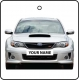 Your Name Subaru Impreza Sti 2011 On