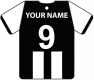 Personalised Newcastle United
