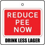 Drink Less Lager
