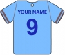 Personalised Coventry City