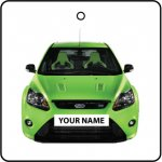 Your Name Ford Focus RS