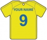 Personalised Villarreal