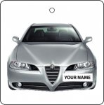 Your Name Alfa Romeo 166