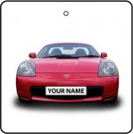 Your Name Toyota MR2