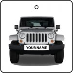 Your Name Jeep Wrangler