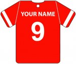 Personalised Accrington Stanley