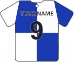 Personalised Bristol Rovers