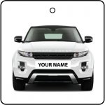 Your Name Land Rover Range Rover Evoque