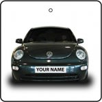 Your Name Volkswagen Beetle