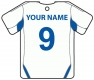 Personalised Dinamo Moscow
