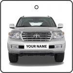 Your Name Toyota Land Cruiser