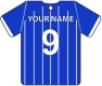 Personalised Gillingham
