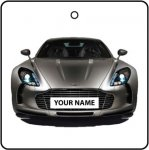 Your Name Aston Martin One-77