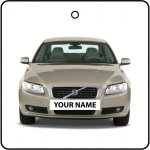 Your Name Volvo S80