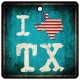 I Love Texas Lone Star State