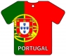 Personalised Portugal Jersey