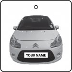 Your Name Citroen C3 (2010 On)