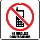 No Mindless Conversations