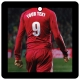 Custom Football / Soccer Player (All Red)