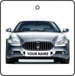 Your Name Maserati Quattroporte