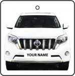 Your Name Toyota Land Cruiser (2013 On)