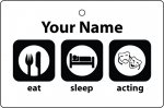 Personalised Eat Sleep Acting