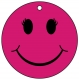 Pink Female Smiley Face