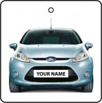 Your Name Ford Fiesta 2008 On