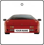 Your Name Lamborghini Diablo