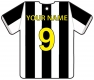 Personalised Juventus
