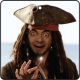 Mr Bean, Pirates of the Caribbean