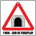 1 Min - End of Foreplay