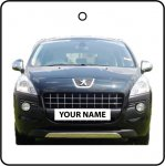 Your Name Peugeot 3008