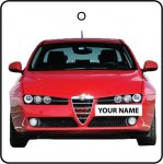 Your Name Alfa Romeo 159