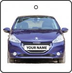 Your Name Peugeot 208
