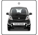 Your Name Peugeot Ion
