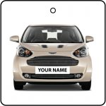 Your Name Aston Martin Cygnet