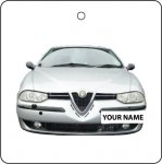 Your Name Alfa Romeo 156