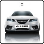 Your Name Saab 95 2010 On