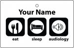 Personalised Eat Sleep Audiology