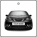 Your Name Black Saab 93