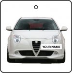 Your Name Alfa Romeo Mito