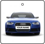 Your Name Audi RS4