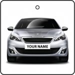 Your Name Peugeot 308 (2014 On)