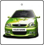 Your Name Citroen Saxo