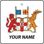 Personalised Northern Ireland Coat of Arms