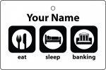 Personalised Eat Sleep Banking