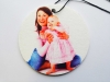 Your Picture On Circular Air Freshener