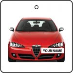 Your Name Alfa Romeo 147